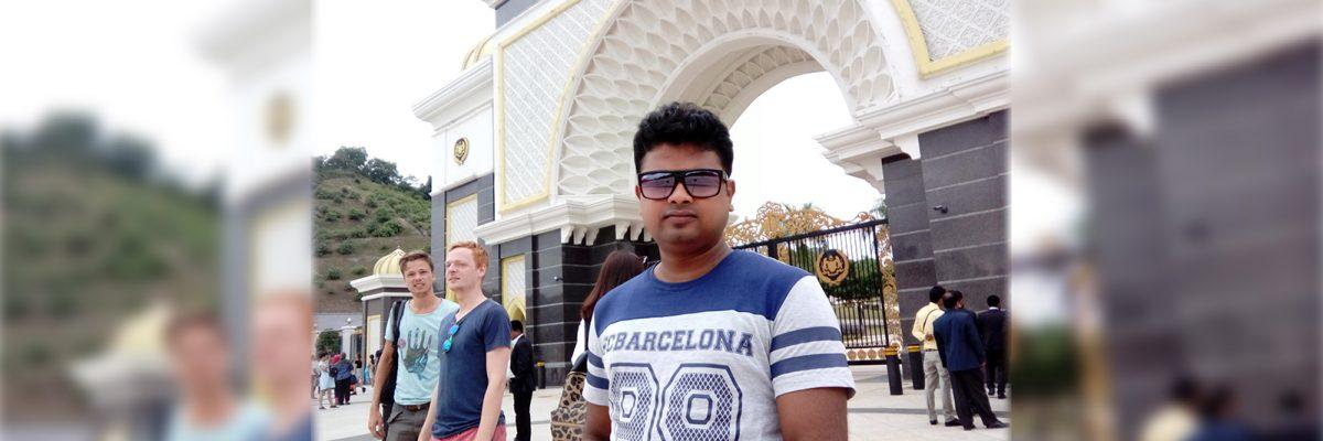 Al Faisal, Istana Negara
