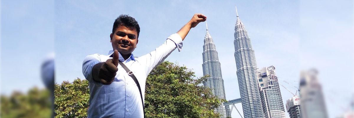 Al Faisal, Petronas Twin Towers, KLCC